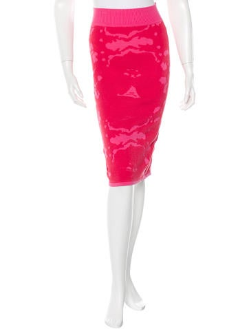 Roland Mouret 2013 Rhodes Jacquard Skirt w/ Tags None