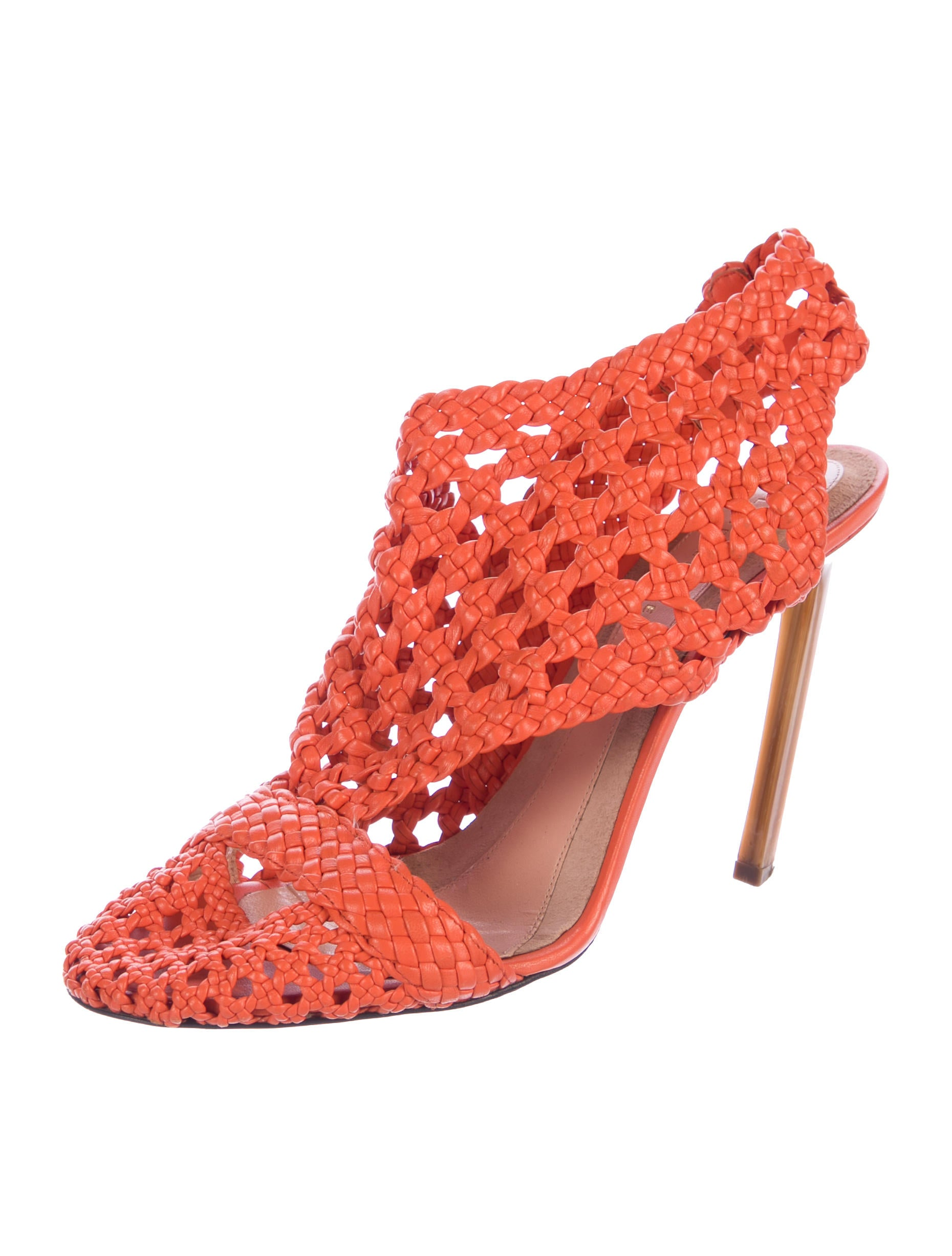 cheap sale under $60 pay with visa for sale Roland Mouret Braided Cutout Pumps cheap sale get to buy buy cheap eastbay new styles for sale BjLQGJGzW
