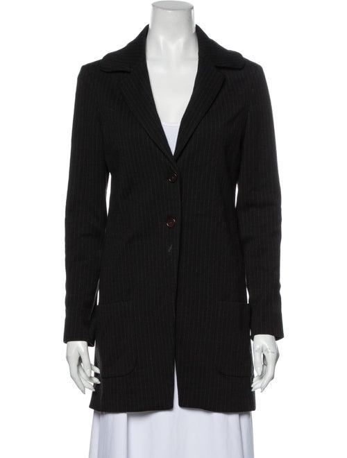 Romeo Gigli Vintage 1997 Coat Black