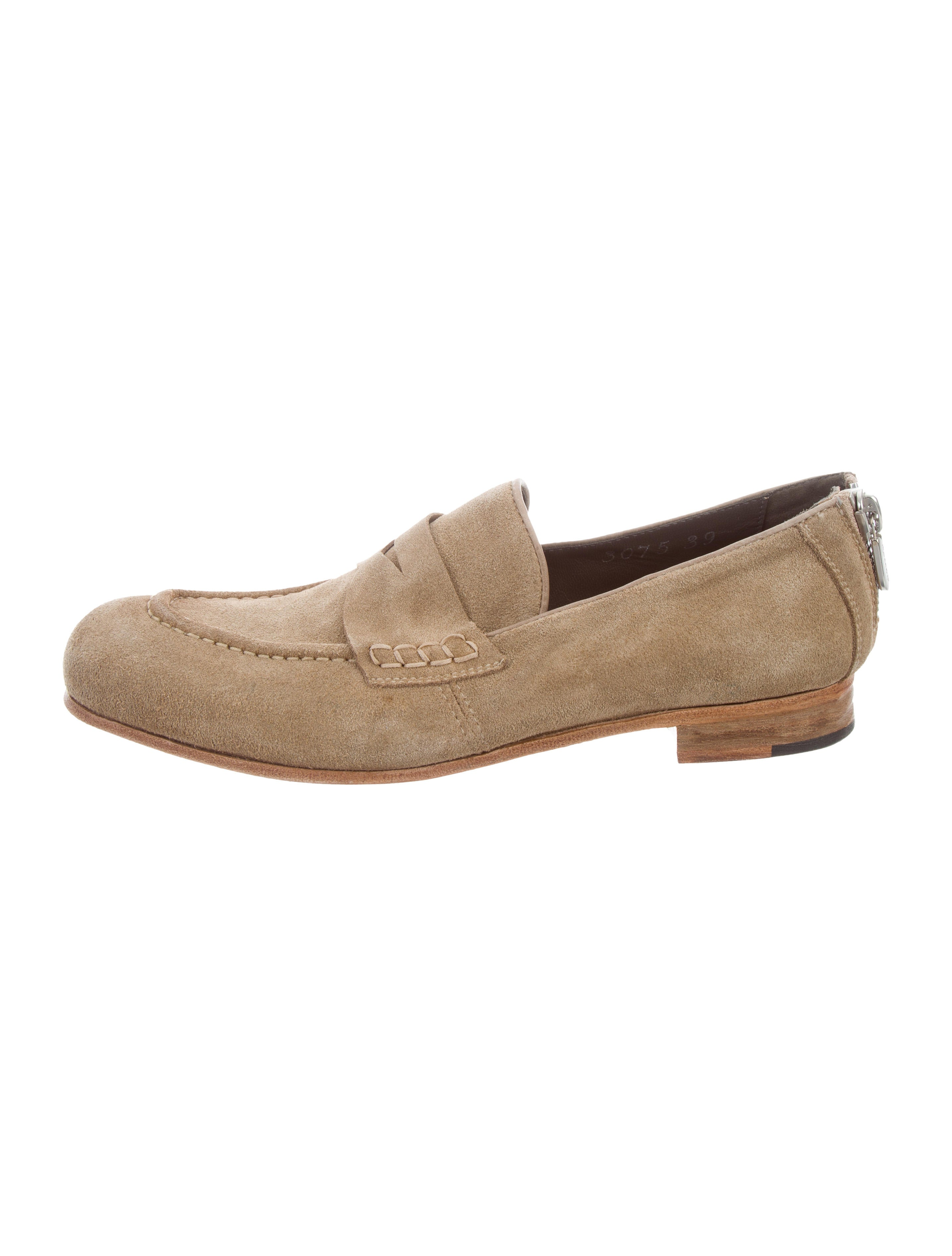 Rocco P. Leather Penny Loafers w/ Tags 2014 newest cheap online MAvrZgR