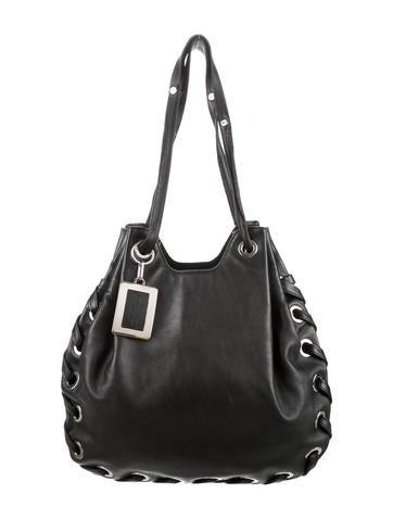 Roger Vivier Leather Shoulder Bag None
