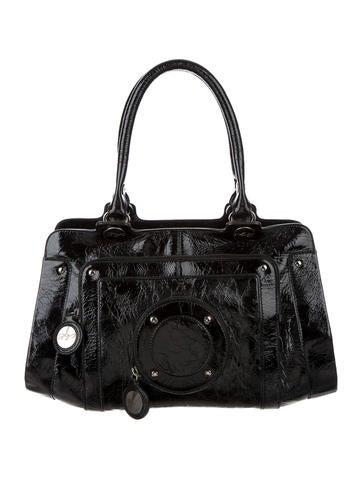 Roger Vivier Patent Leather Shoulder Bag
