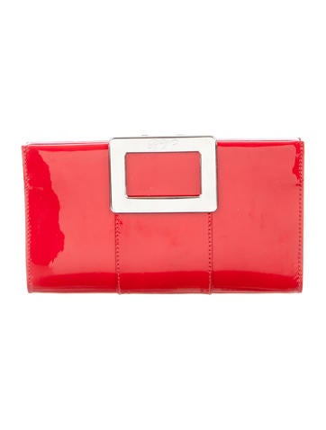 Roger Vivier Mini Belle Vivier Clutch None