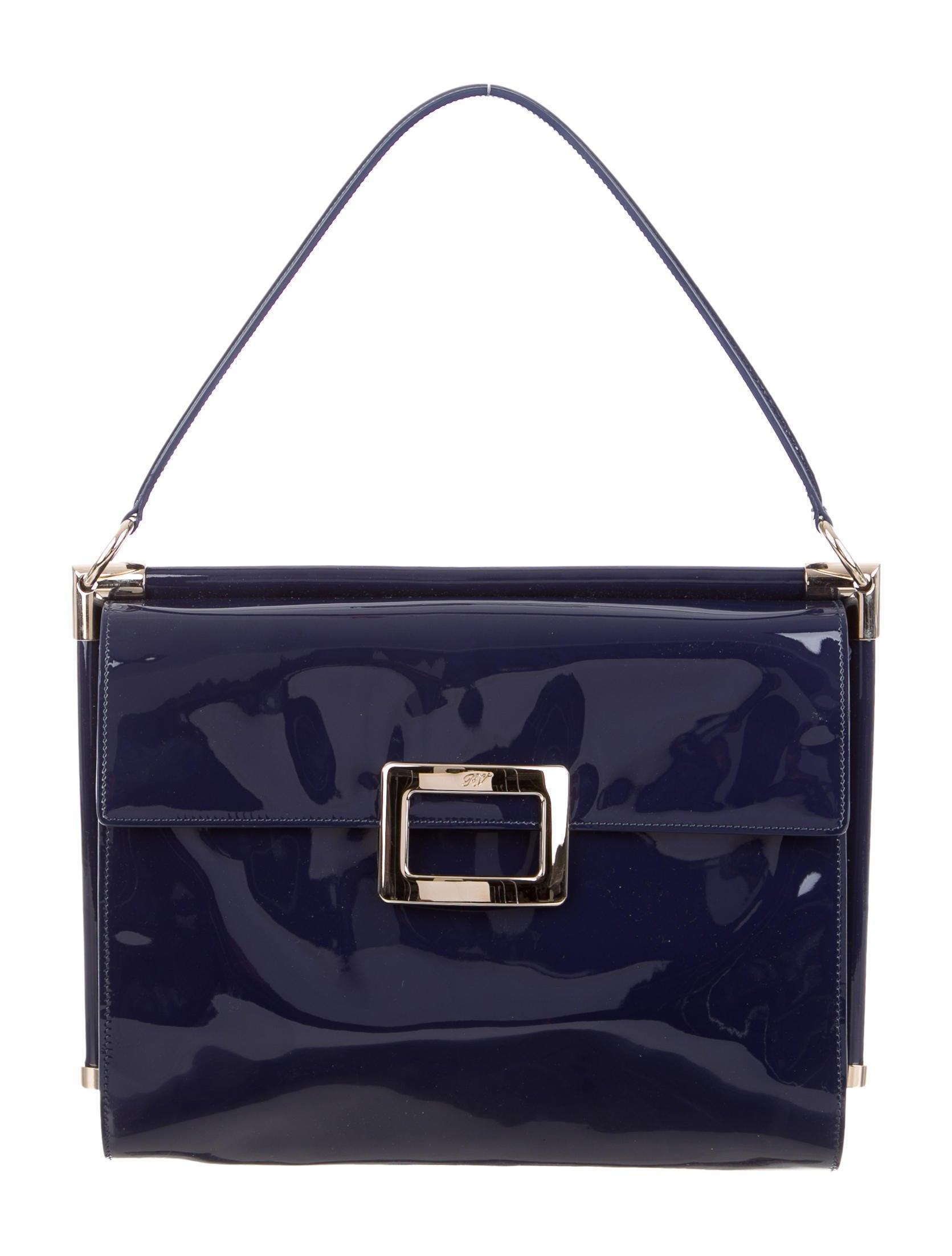 Roger Vivier Miss Viv Carre Shoulder Bag