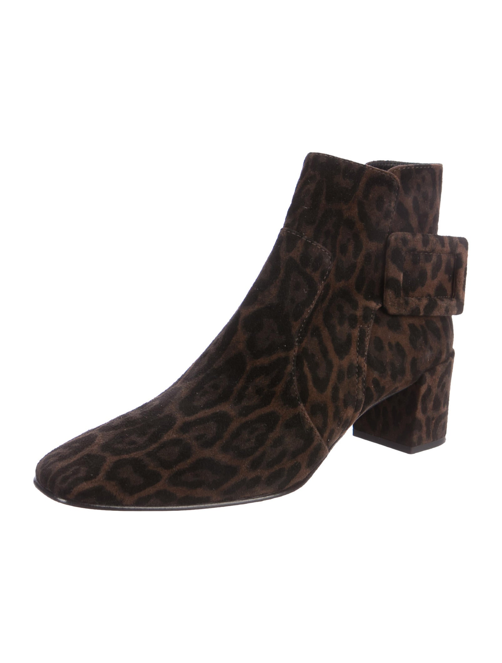 how to wear leopard ankle boots