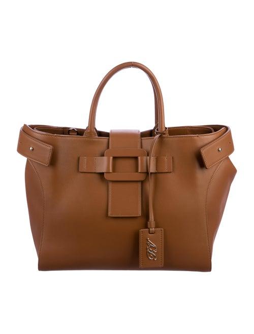 Roger Vivier Medium Pilgrim De Jour Bag - Handbags - ROV30653  f3f357d5549b0