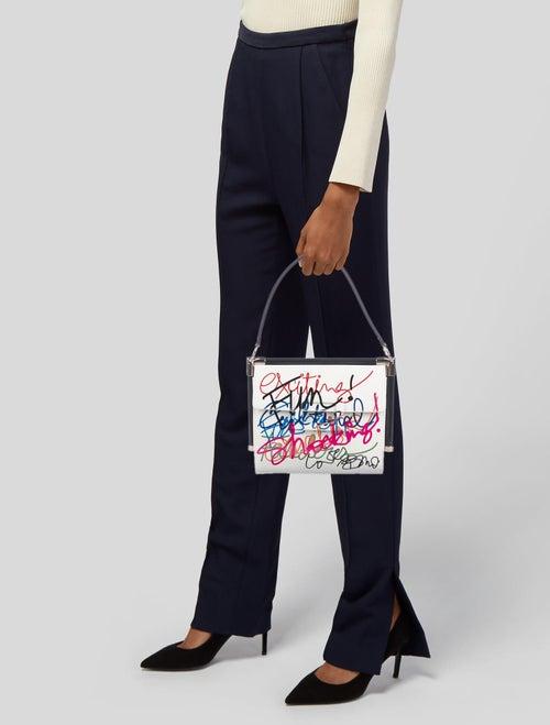 00aba5275b9c Roger Vivier Miss Viv Graffiti Bag - Handbags - ROV30827 | The RealReal
