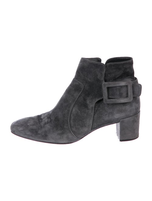 Roger Vivier Boots Grey