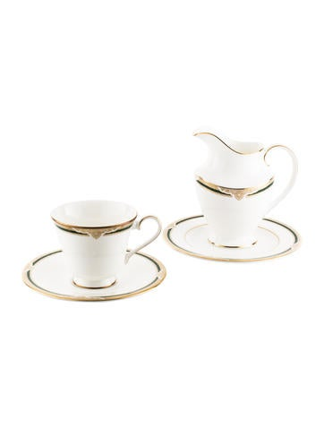 Royal Doulton 67-Piece Forsyth Dinner Service None