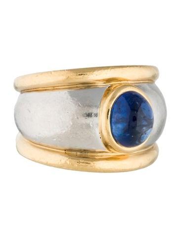 Two-Tone Sapphire