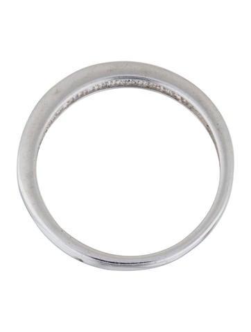 ring platinum half eternity band rings