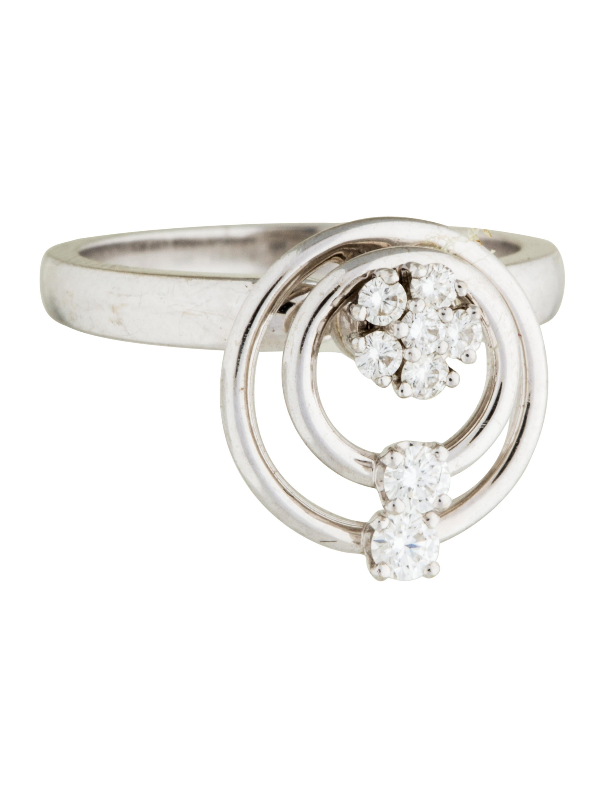 14k motion ring rings rring33237 the realreal