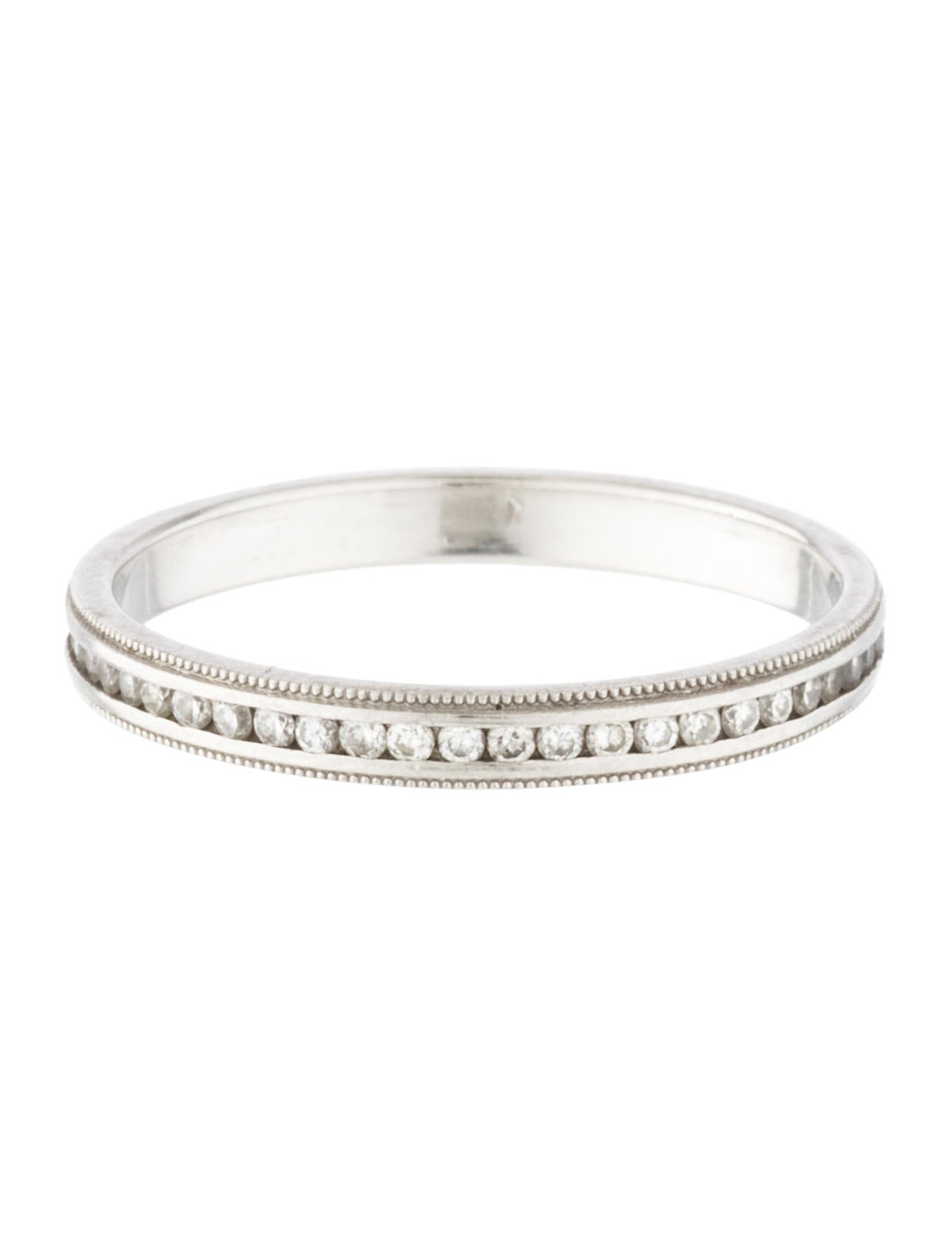 platinum eternity band rings rring33677 the