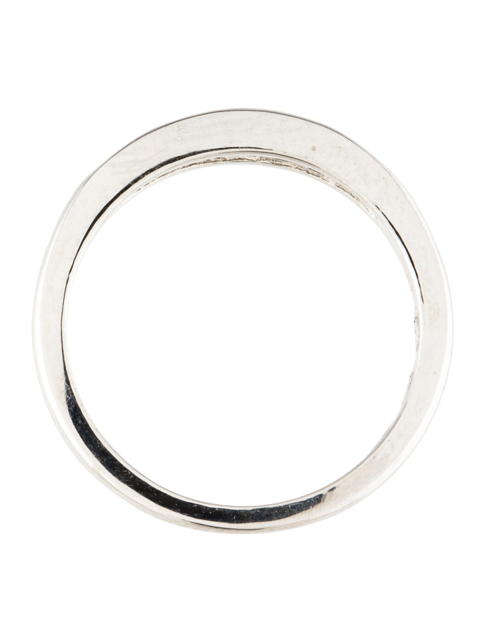 platinum band ring rings rring38236 the realreal