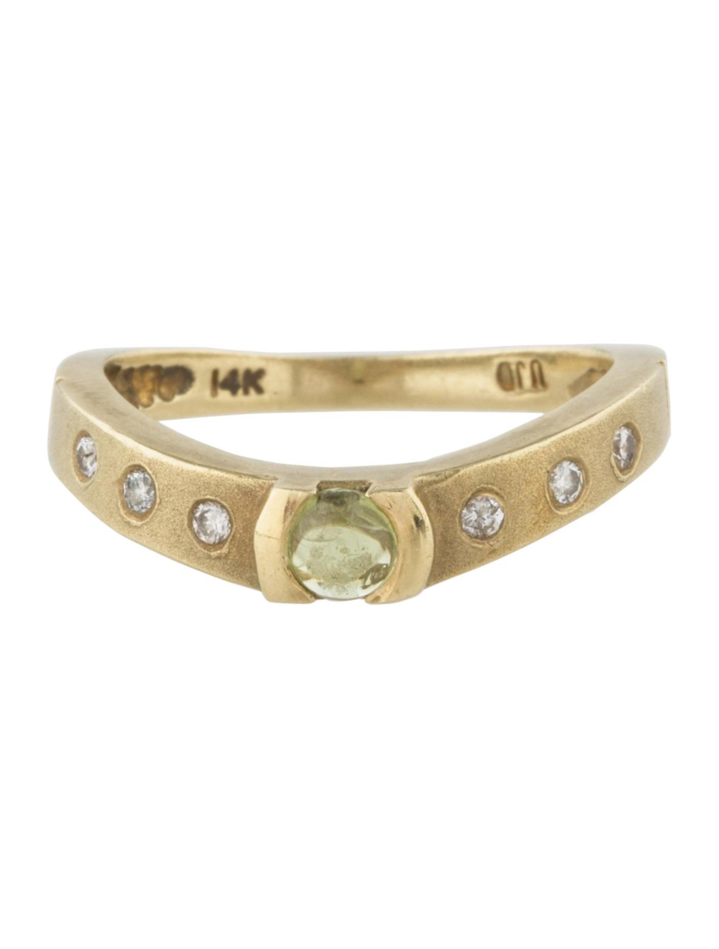 14k Peridot & Diamond Contour Ring  Rings  Rring38318. Beautiful Men Wedding Wedding Rings. Bronze Coin Rings. Up Close And Stylish Wedding Rings. Wire Rings. Solid Silver Rings. Amber Diamond Wedding Rings. Ranka Engagement Rings. Indigo Rings