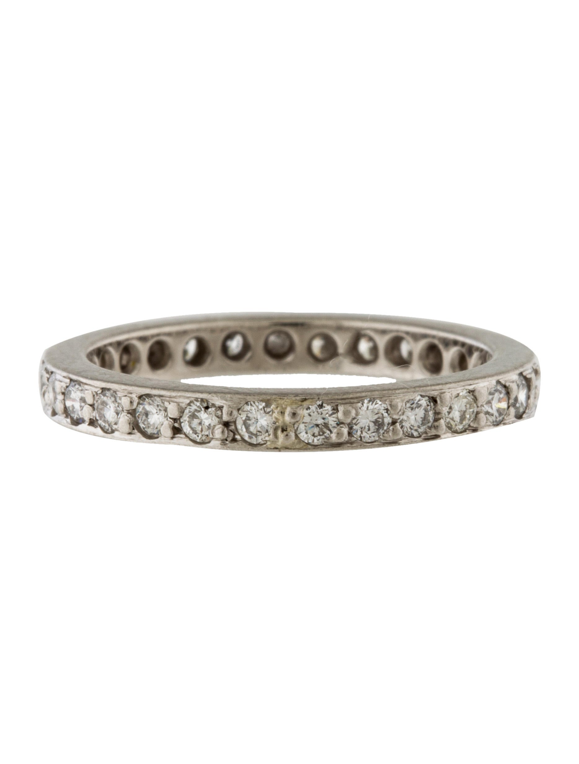 platinum eternity band rings rring39002 the