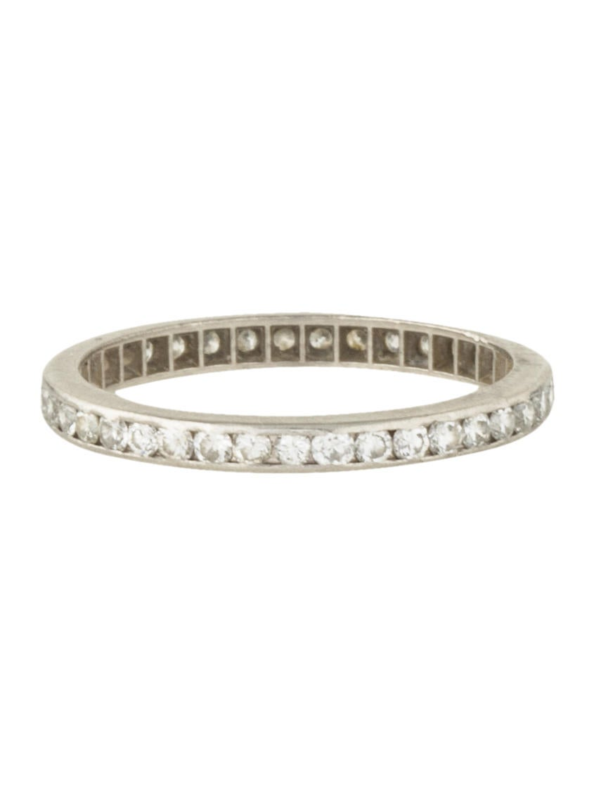 platinum eternity band rings rring39250 the