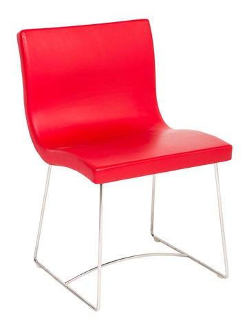 ligne roset set of 4 sala side chairs furniture rst20106 the realreal. Black Bedroom Furniture Sets. Home Design Ideas
