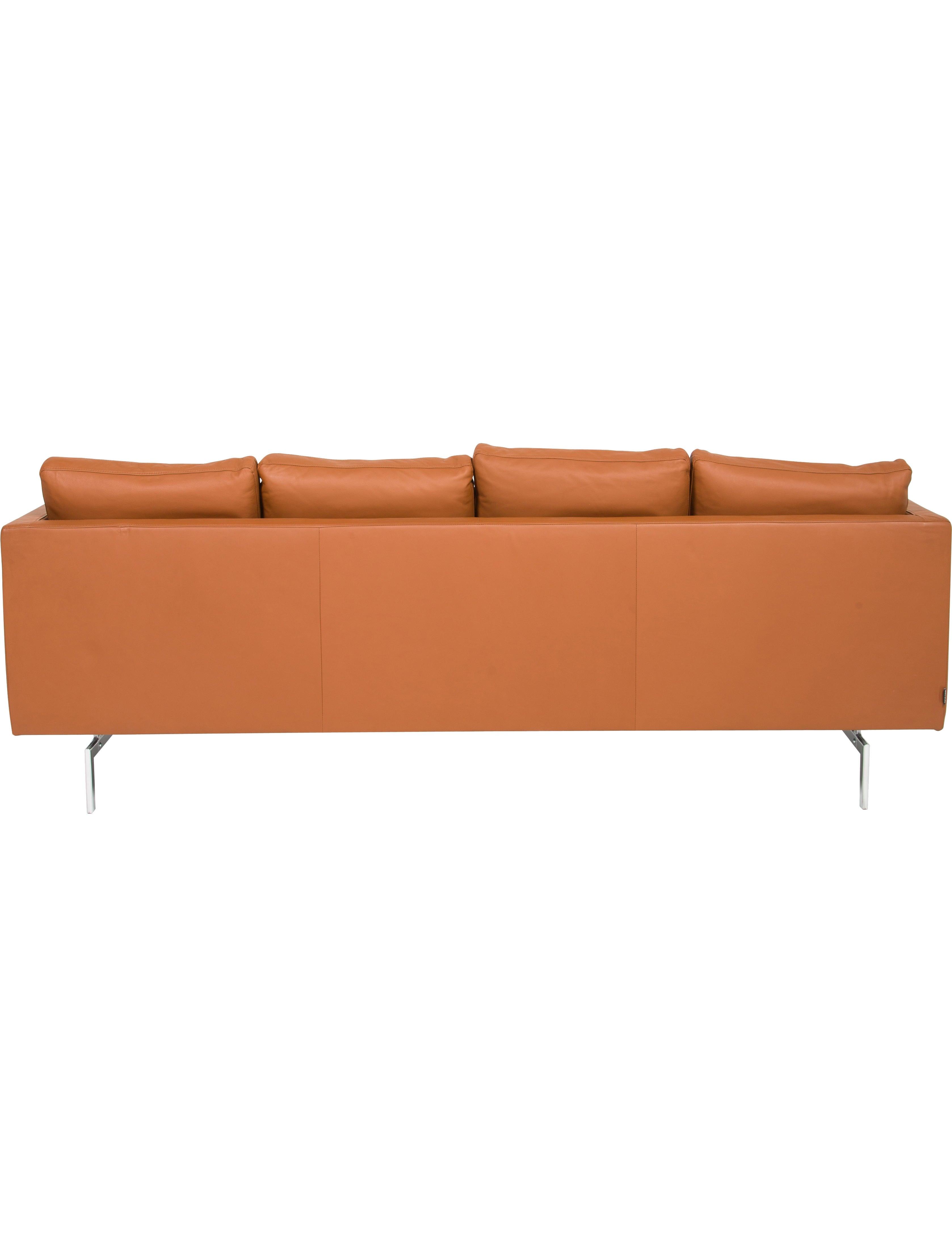 Stricto Sensu Leather Sofa