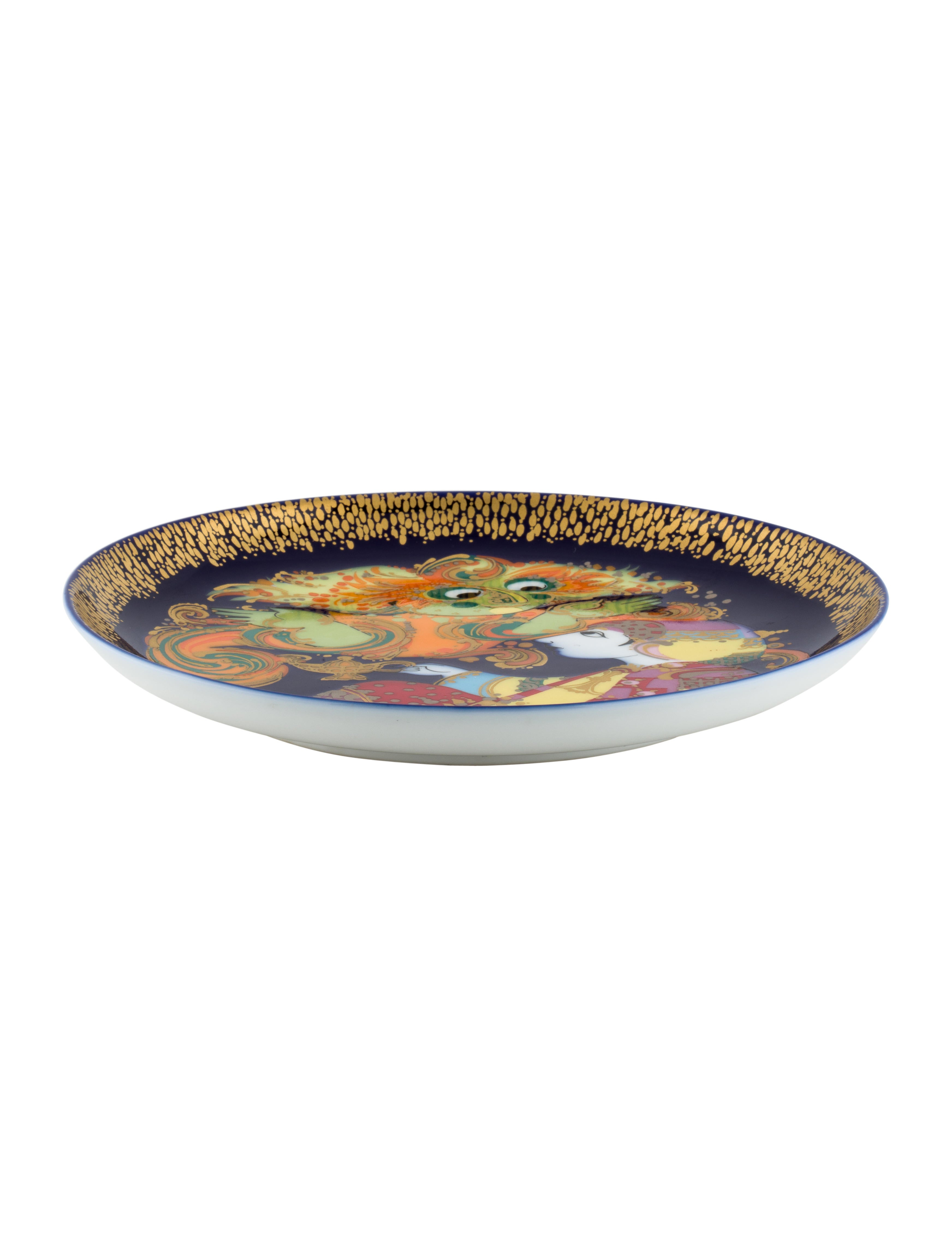 Rosenthal Set Of Decorative Plates Tabletop And Kitchen