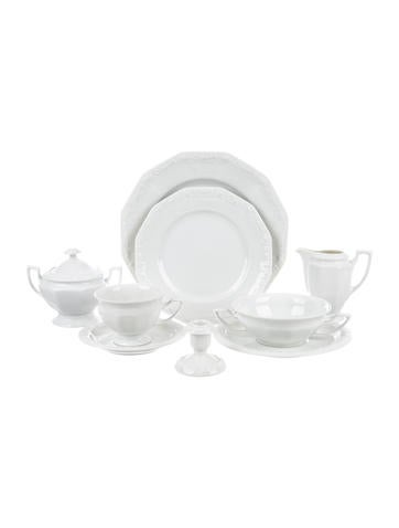 Rosenthal 37-Piece Maria Partial-Table Service None