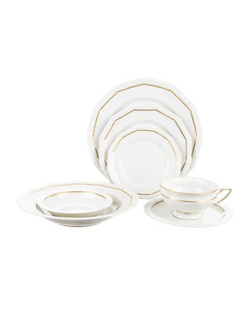 Rosenthal 79-Piece Maria Partial-Table Service None