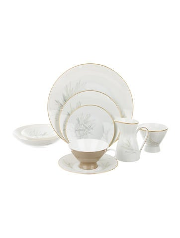 Rosenthal 83-Piece Partial Dinner Set None