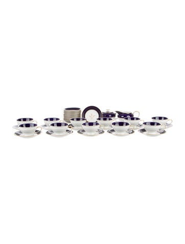 Rosenthal 37-Piece Winifred Partial-Tea Service None