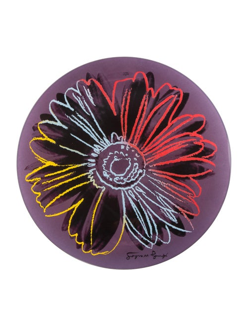Andy Warhol Platter