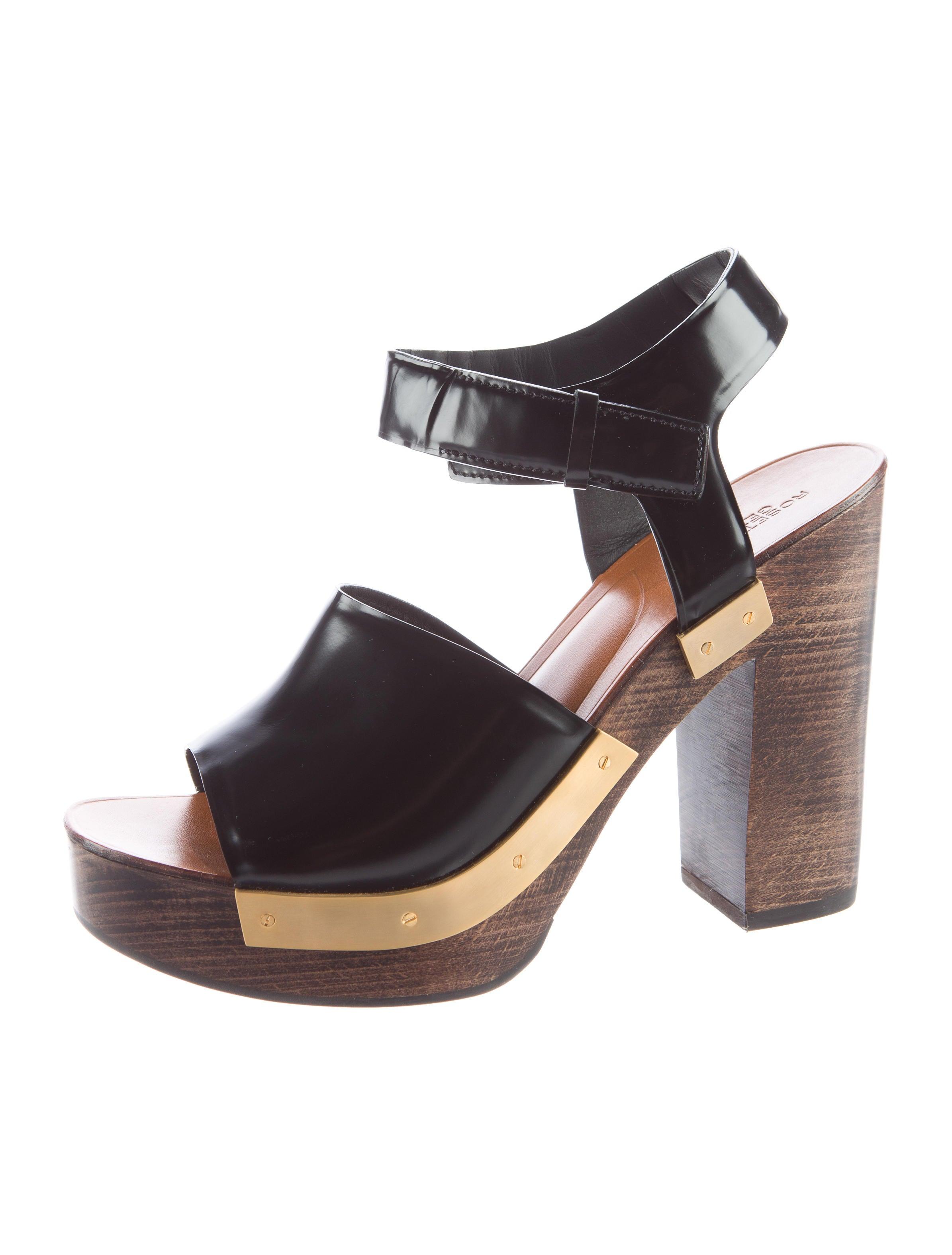 rosetta getty platform ankle sandals shoes