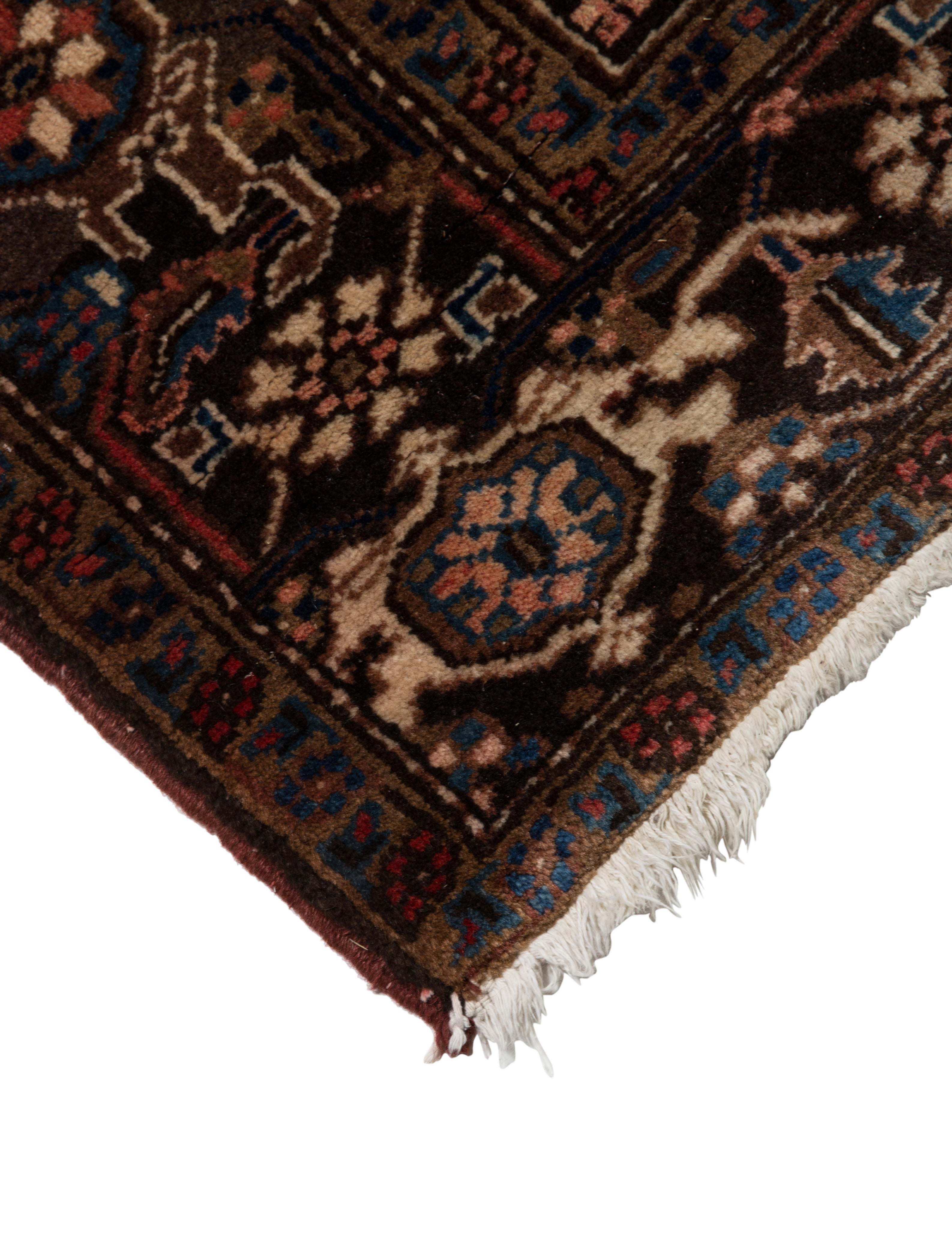 Hand Knotted Persian Rug Rugs Rug20114 The Realreal