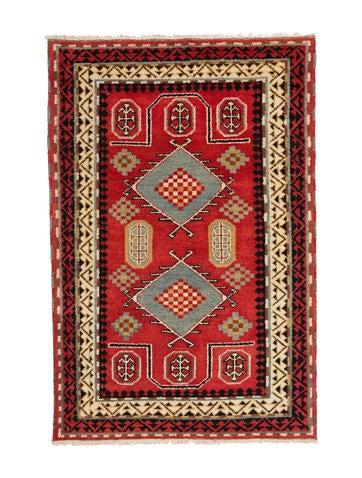 Indian Kazak Rug