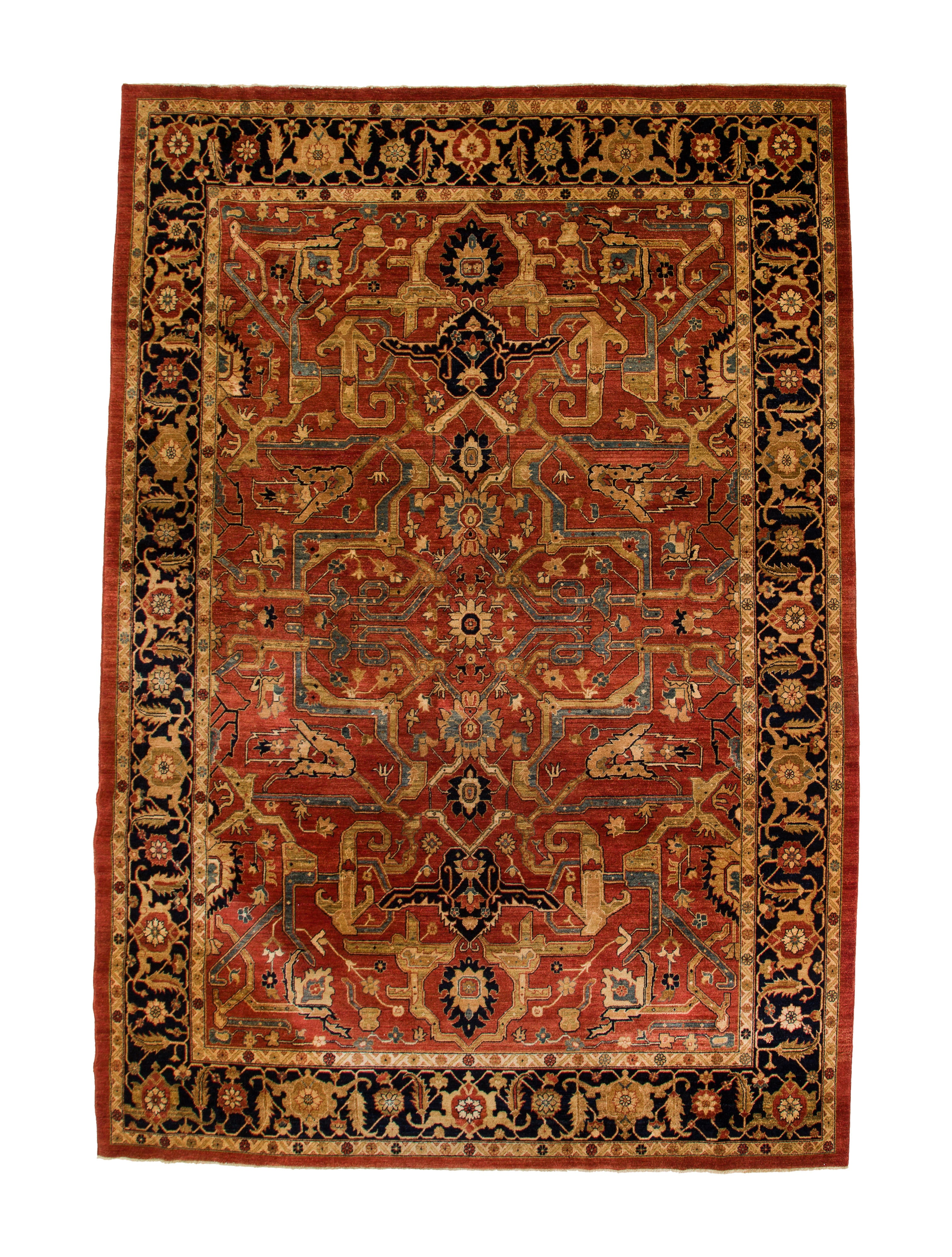 Turkish rug 13399quot x 1039 rugs rug20504 the realreal for Turkish rugs