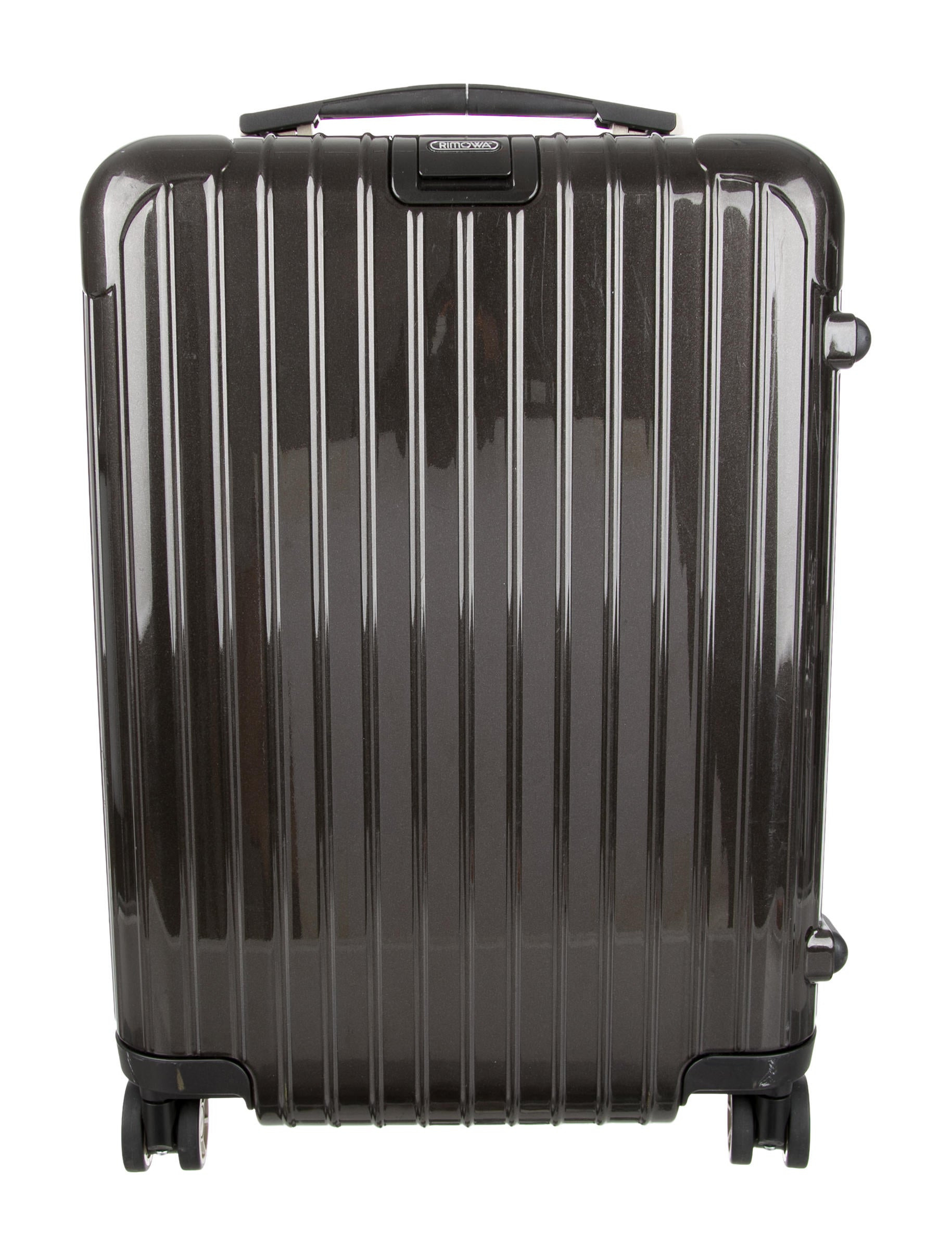 Rimowa Salsa Deluxe Cabin Multiwheel Suitcase Luggage