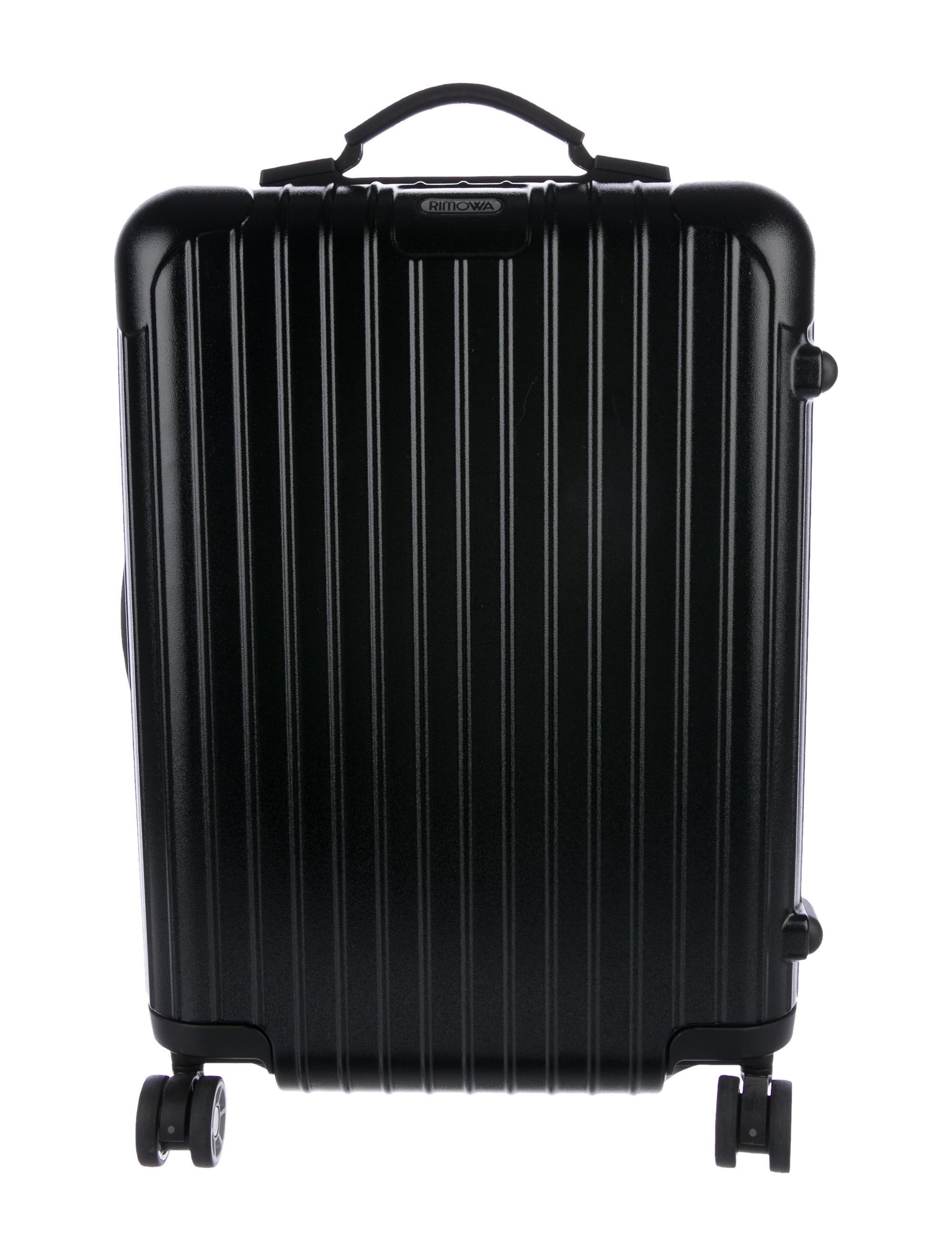 Salsa Cabin Multiwheel Suit Case