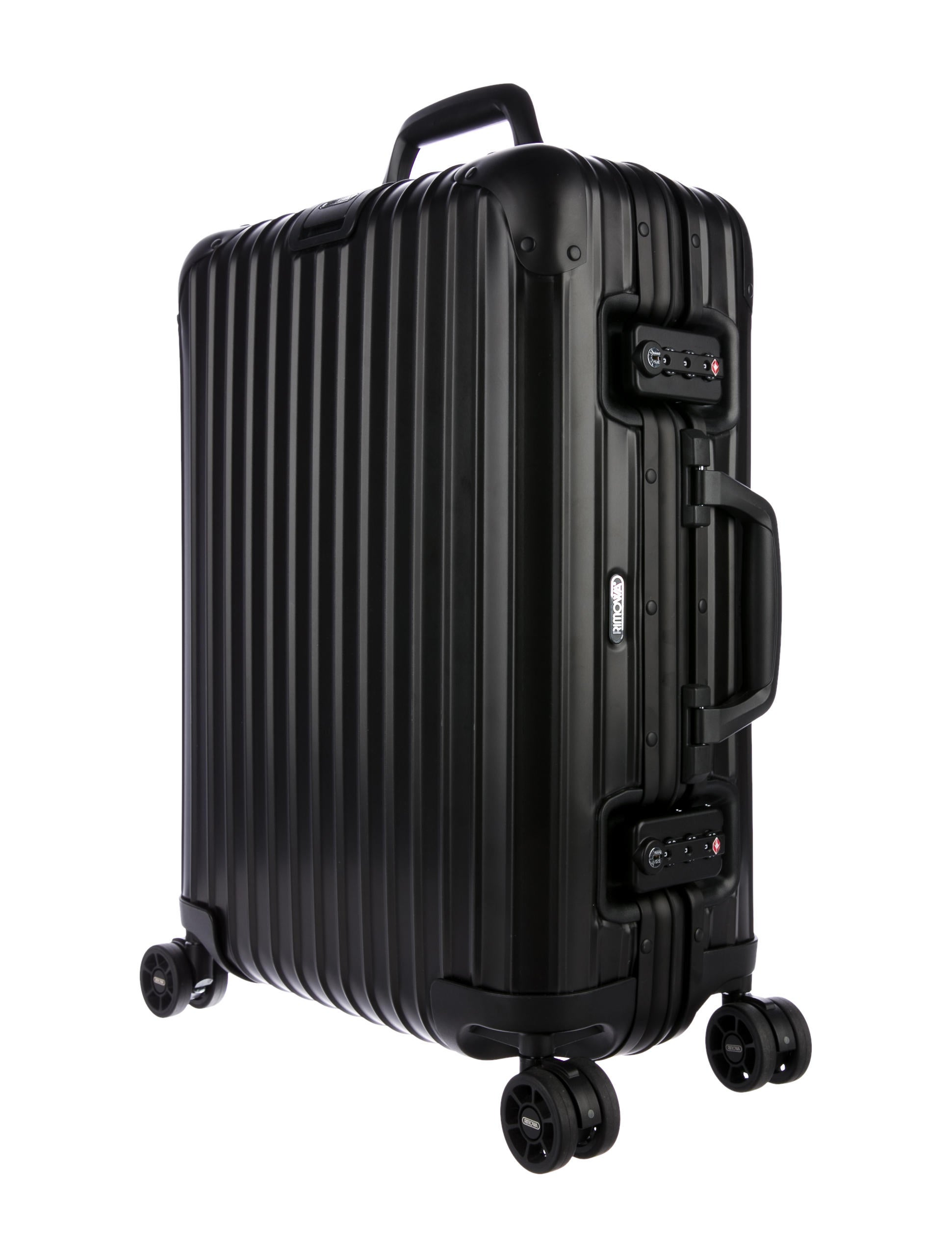 rimowa salsa cabin multiwheel 32 0l luggage rwa20131 the realreal. Black Bedroom Furniture Sets. Home Design Ideas