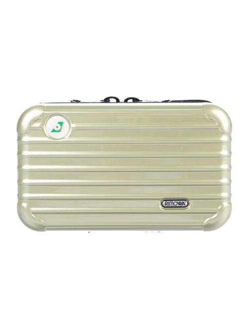 Rimowa Air Flight amenity kit Chartreuse