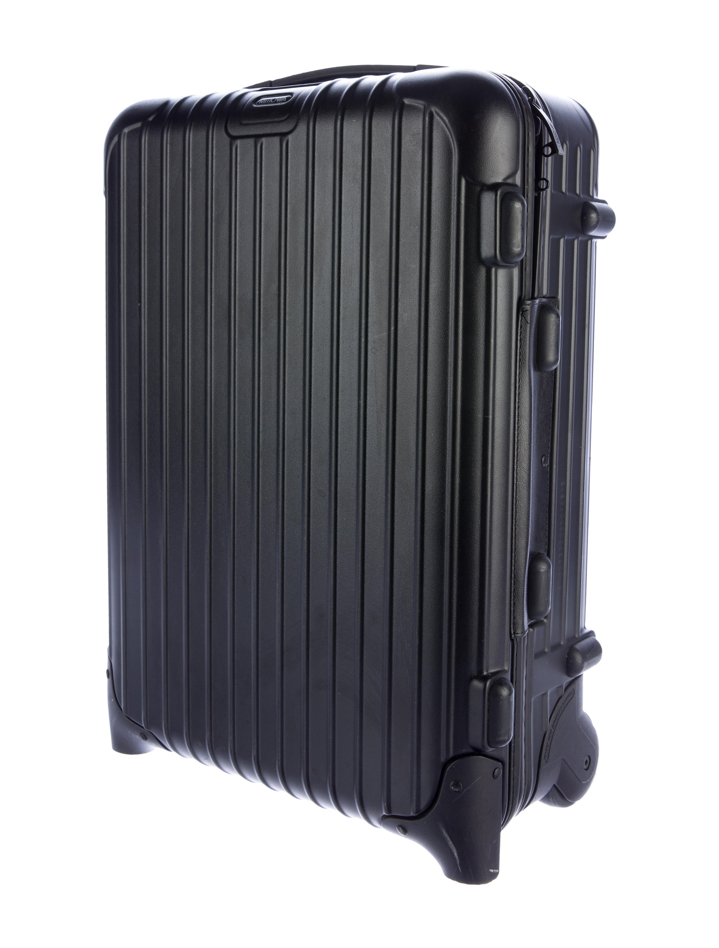 Rimowa Luggage Salsa Deluxe Cabin Trolley Luggage