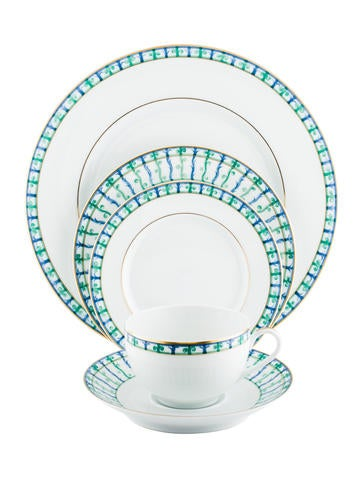 Raynaud 5-Piece Special Lave Vaisselle Place Setting None