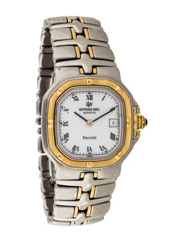 Raymond Weil Parsifal Watches | AuthenticWatches.com