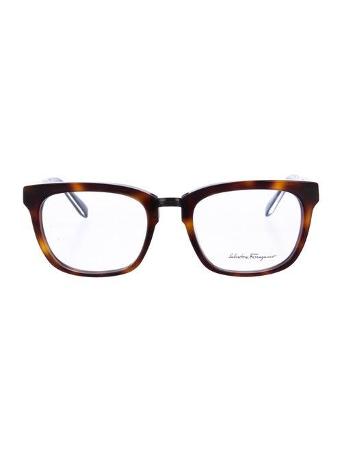 Salvatore Ferragamo Tortoiseshell Eyeglasses