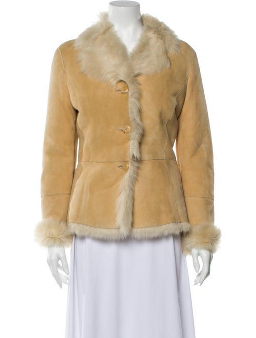 Salvatore Ferragamo Shearling Jacket