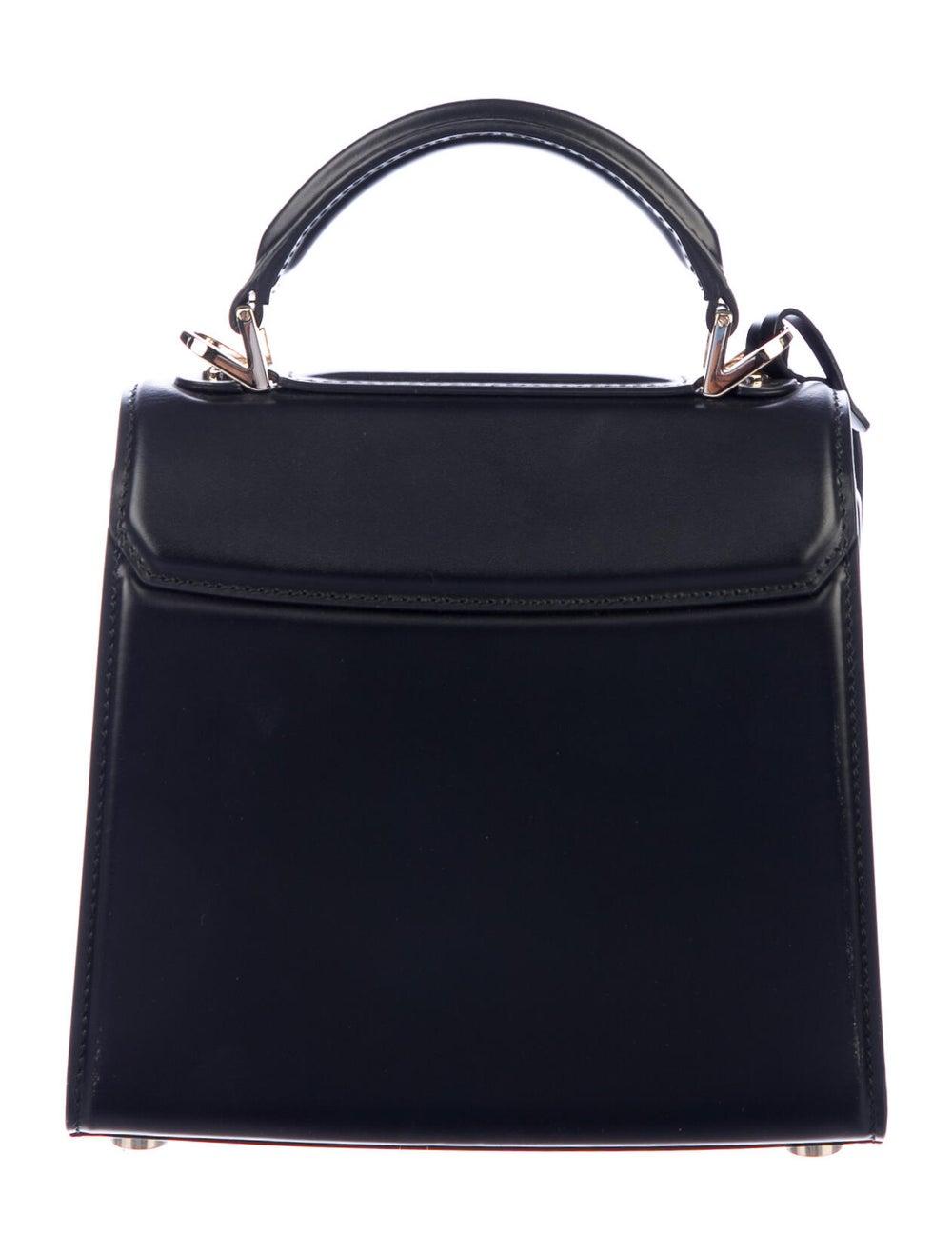 Salvatore Ferragamo Leather Boxyz Bag Black - image 4