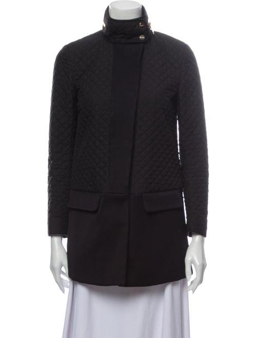 Salvatore Ferragamo Coat Black
