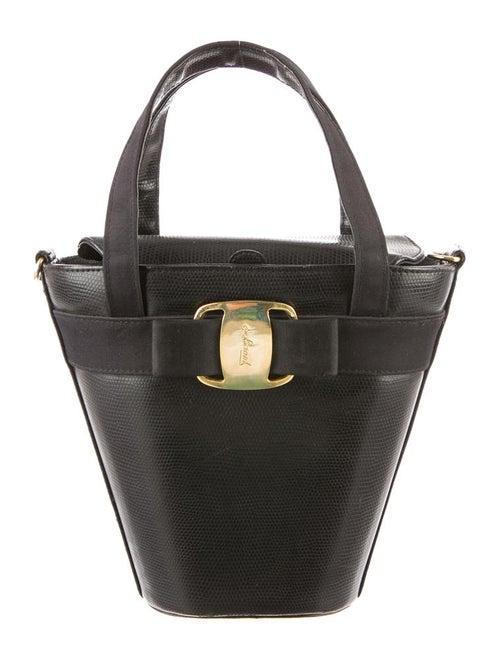 Salvatore Ferragamo Bucket Handle Bag - Handbags - SAL21036   The ... 6afb8c8e00