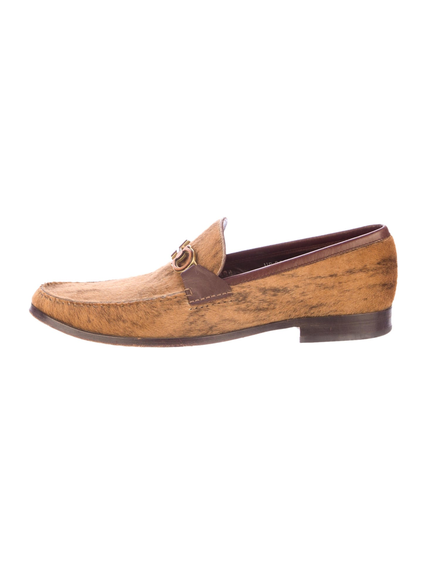 sale visit new Salvatore Ferragamo Ponyhair Gancini Loafers affordable sale footlocker pictures buy cheap Inexpensive store with big discount uySnosoTxh