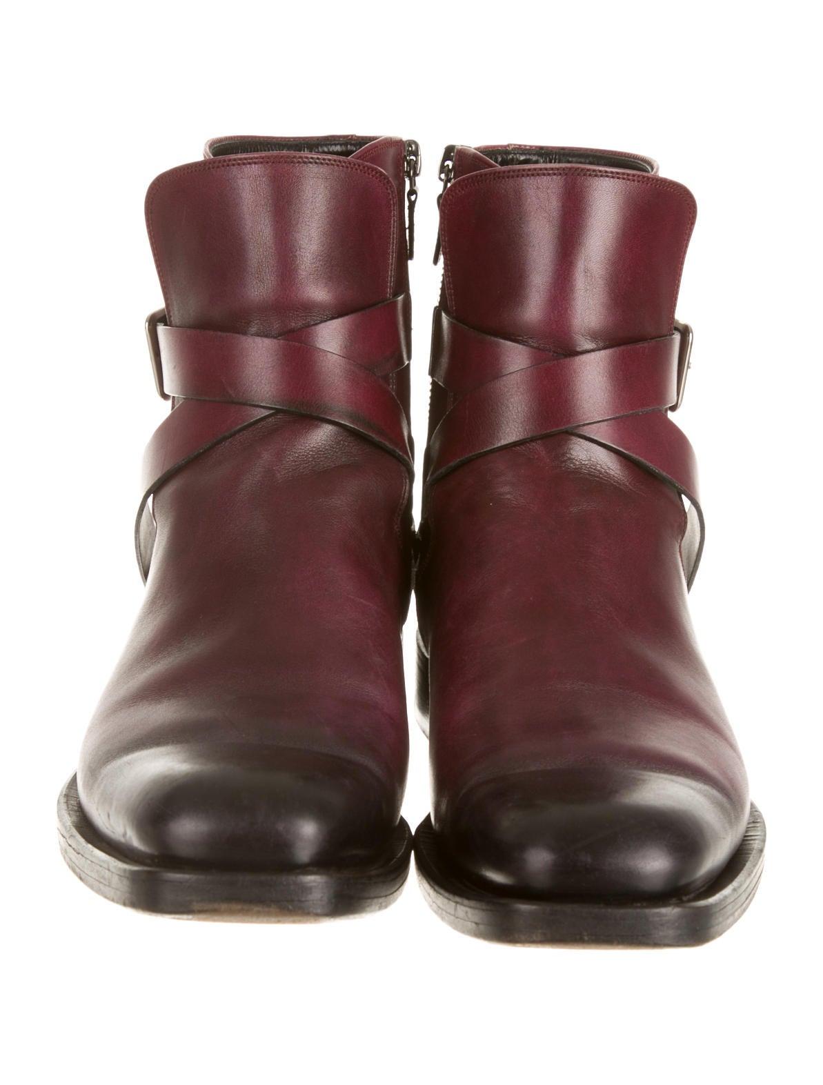 salvatore ferragamo boots shoes sal21806 the realreal
