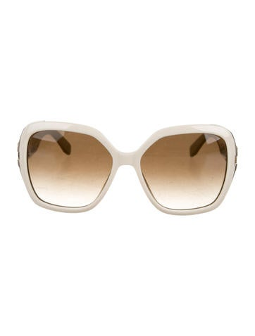 Oversize Gradient Sunglasses