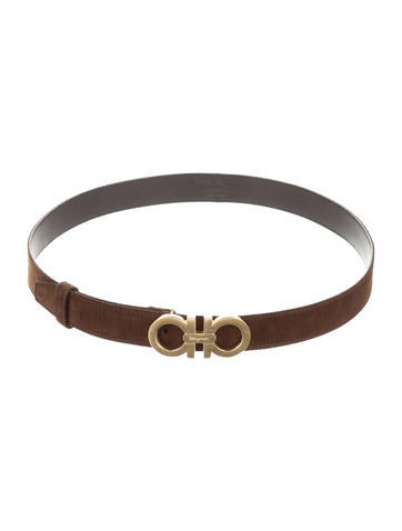 Logo-Embellished Belt