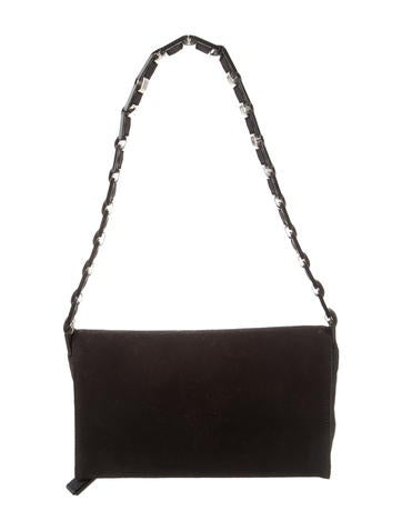 Salvatore Ferragamo Woven Shoulder Bag